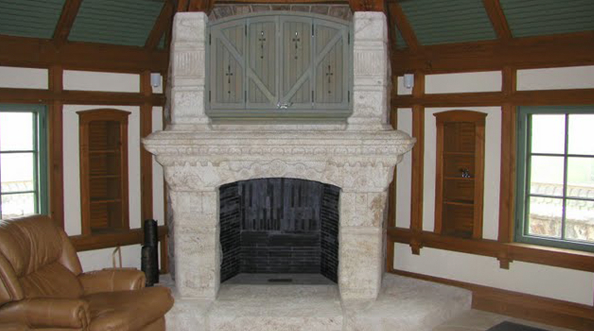 GraniteFireplace